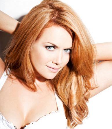 Best Strawberry blonde hair dye color