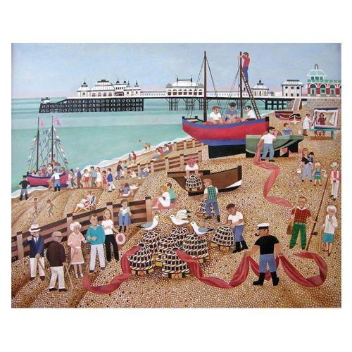 Alfred Daniels - Brighton beach memories
