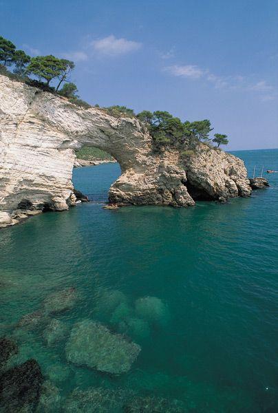 Vieste, province of Foggia , Puglia