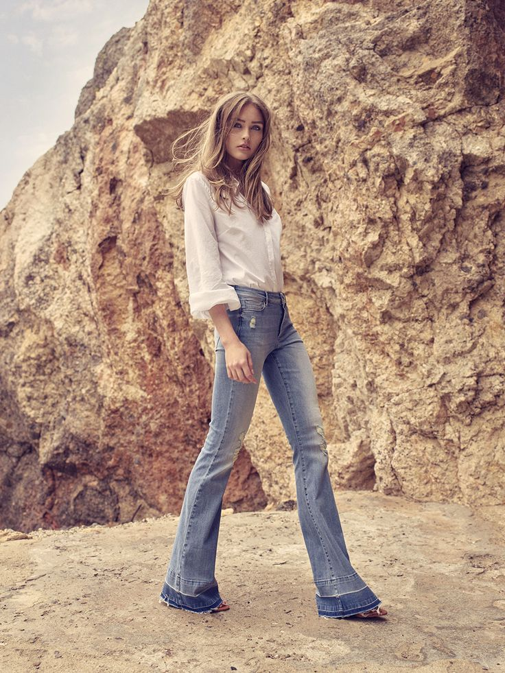 Pieszak Summer Collection 2016  Blake Shirt, Carabell Jeans