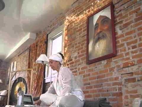 Sat Kriya through the Chakras - Computer