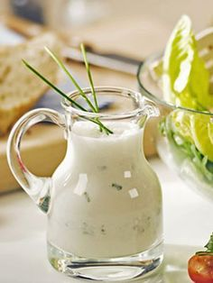Joy Bauer's Low-Fat Salad Dressings