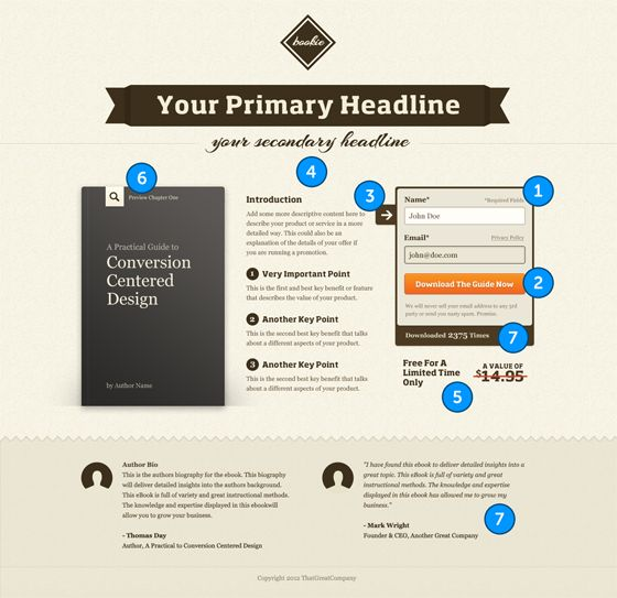 61 best Testimonial Examples images on Pinterest | Landing pages ...