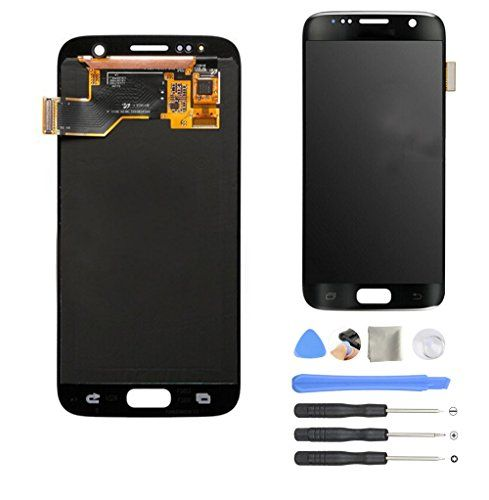 AOWIN® Replacement LCD Display Touch Screen Digitizer Assembly for Samsung Galaxy S7 SM G930 G930F G930A G930V G930P G930T G930R4 G930W8 with Samsung Logo + Repair Tool (S7 Black) http://www.findcheapwireless.com/aowin-replacement-lcd-display-touch-screen-digitizer-assembly-for-samsung-galaxy-s7-sm-g930-g930f-g930a-g930v-g930p-g930t-g930r4-g930w8-with-samsung-logo-repair-tool-s7-black/