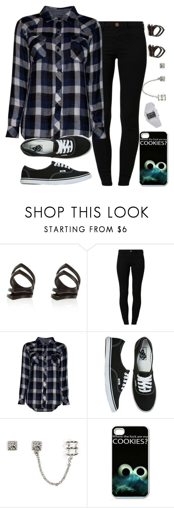 """""""Forget the fear it's just a crutch that tries to hold you back and turn your dreams to dust all you need to do is just trust"""" by rocketsheep ❤ liked on Polyvore featuring River Island, Rails, Vans, Freestyle, vans, lyrics, cookiemonster and fireflight"""