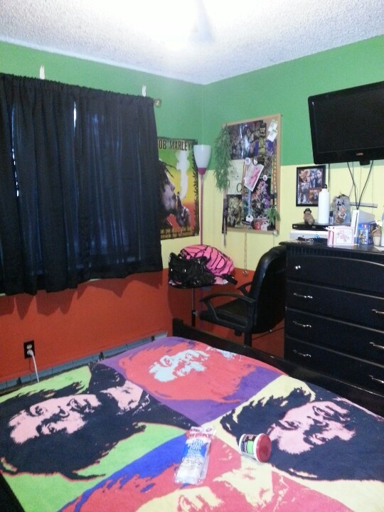 This Is My Rasta Room