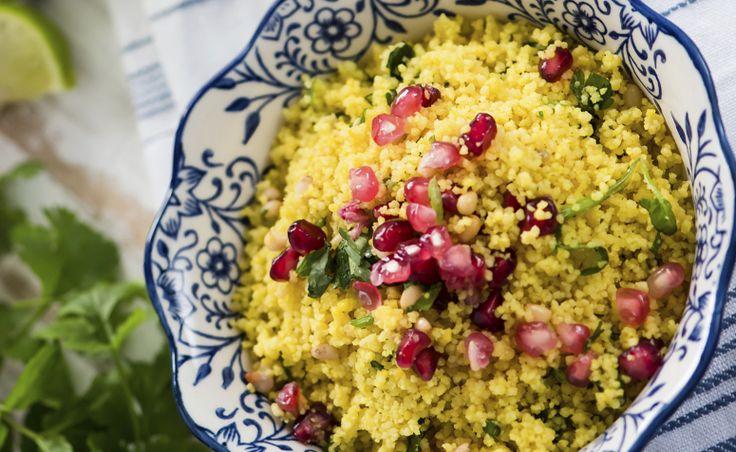 Inspire-se com deliciosas receitas de cuscuz paulista, marroquino, nordestino e até doce, para fazer sempre que der vontade e inovar na cozinha.