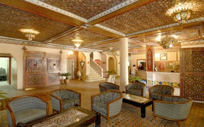 La Perle Du Sud Hotel - Ouarzazate - Luxury 3 Star Hotel