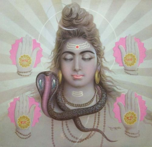 "hinducosmos: "" Lord Shiva (via ebay: ganga_jal ) """