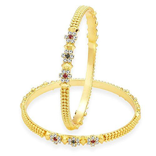 Indian Bollywood Gold Plated Cz Red & Green Stone Party W... https://www.amazon.com/dp/B01N3CFO0Z/ref=cm_sw_r_pi_dp_x_aoRNyb06SNAJS