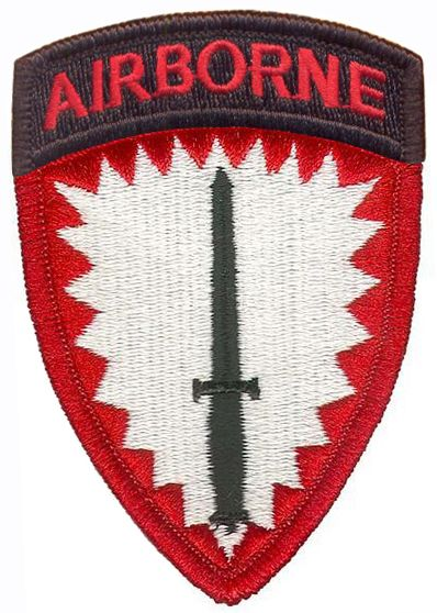 WorldMilitary - Special Operations Command Patch, Europe (U.S. Army Element)