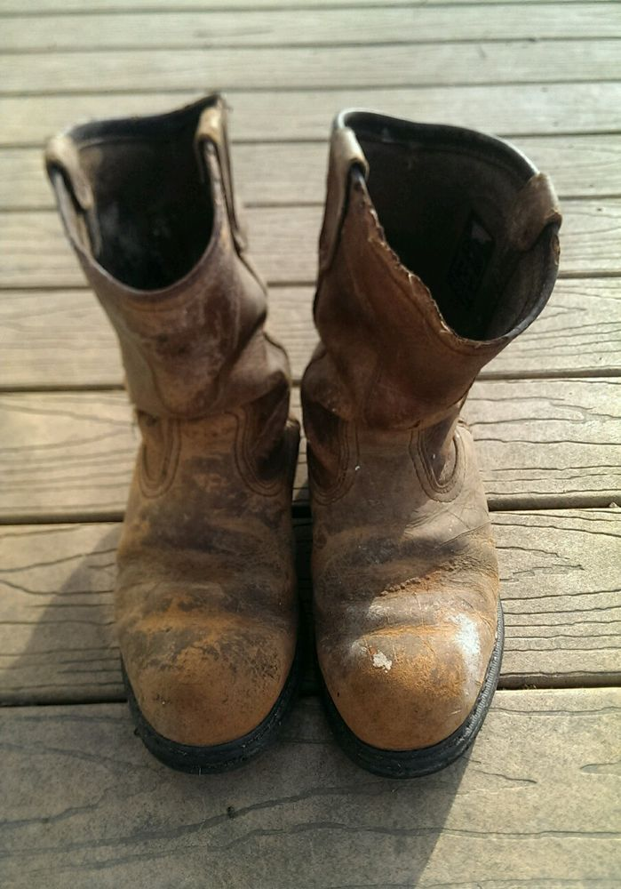 17 Best images about Red Wing Boot's on Pinterest | Lineman, Men's ...