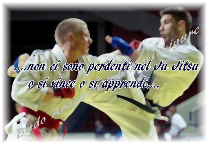 ....non ci sono perdenti nel Ju Jitsu o si vince o si apprende....   #budoarashinovi #jujitsu #artimarziali #martialarts #jujitsunovi #martialartsnovi
