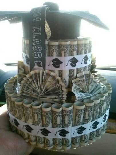 Graduation Money Cake Party Ideas Pinterest I Am