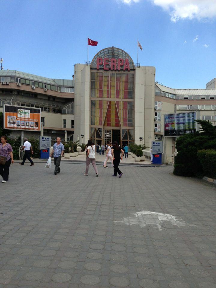 Perpa Ticaret Merkezi in İstanbul, İstanbul