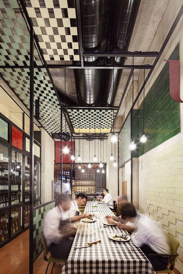 Disfrutar Restaurant By El Equipo Creativo / Barcelona, Spain