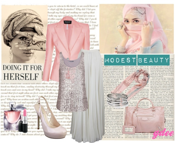 """""""Beautifully Modest"""" by g-dee on Polyvore"""