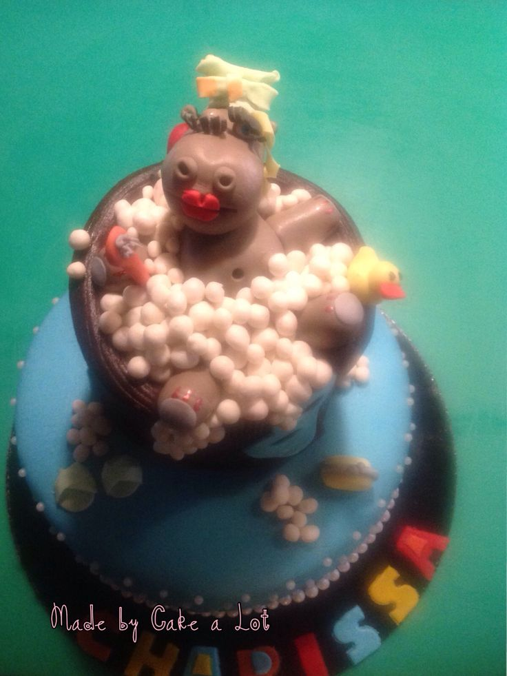 Nijlpaard taart