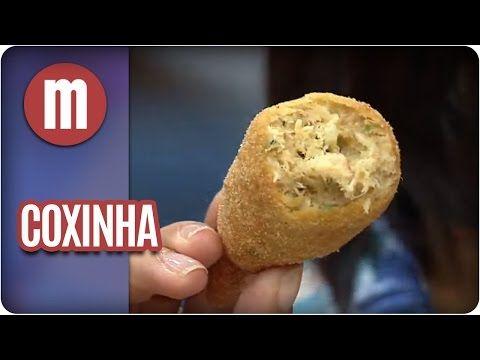 Coxinha que não vai ao fogo - Mulheres (06/08/14) - YouTube