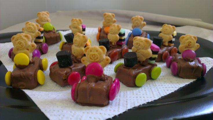 Tiny Teddy Cars/Trains