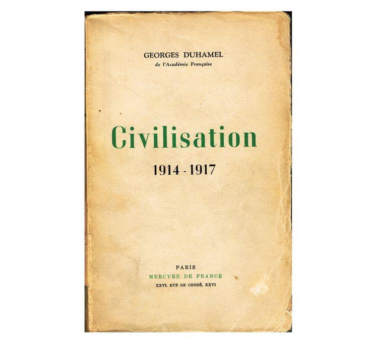 Auteur : Georges Duhamel --- Éditeur : Le Mercure de France --- Pages : 212 --- Année : 1944 Divers : Bon état. Disponible sur http://www.augredespages2016.com/#!anciens-et-ou-rares/c1nep