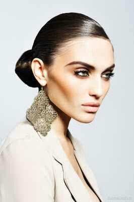 stunning make-up...beauty and cosmetics (makeup)