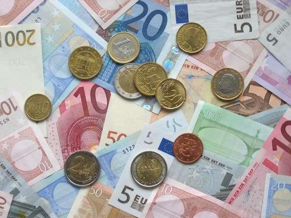 Обмен валюты в Венеции