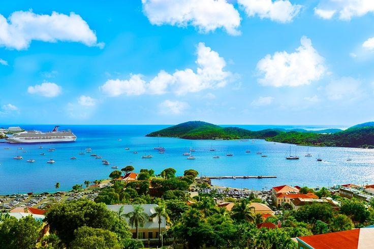 Las islas vírgenes de Estados Unidos, un paraíso - http://www.absoluteeuu.com/las-islas-virgenes-estados-unidos-paraiso/