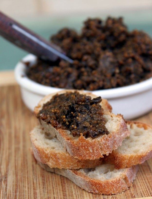 tapenade figues