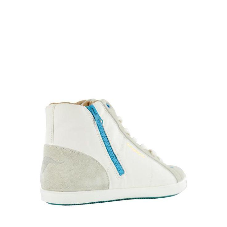 SC KANGAROO ZIPPER SIDE HI TOP | The Shoe Company