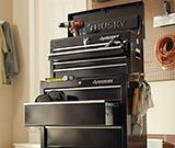 This is a storage that grandpa would love to have to organize his tools
