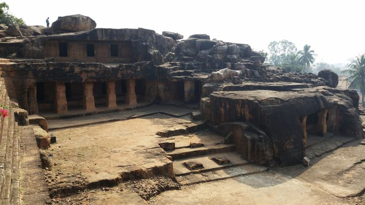 Udayagiri and Khandagiri Caves, Odisha