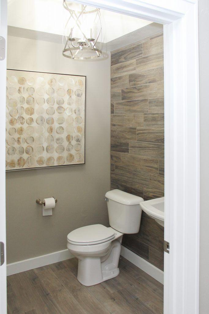 Laminate Bathroom Wall And Flooring Tile Accent Wall Bathroom Bathroom Accent Wall Tile Accent Wall
