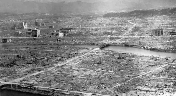 hiroshima aftermath devastation end of the world
