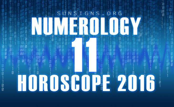 If your personal numerology number is eleven in 2016, then you life is bound to have some changes come into it.