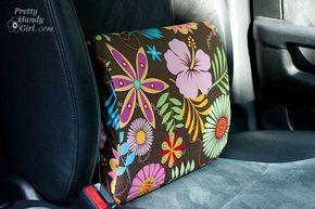 Back pillow