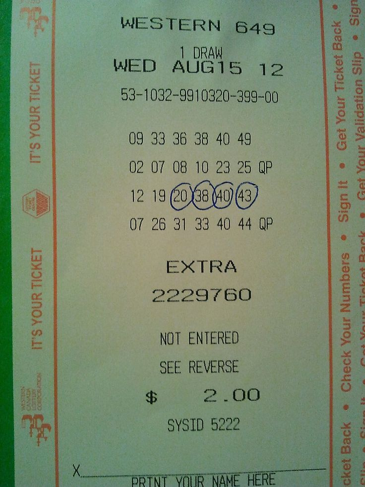 Lotto 649 tips to win Easier