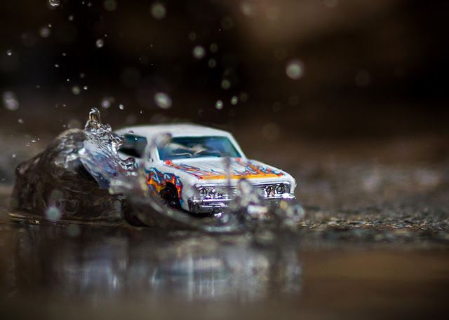 Mitchel Wu Toy Photography Toy Photography Hot Wheels Star Wars Car Photography Toys Photography Miniature Photography