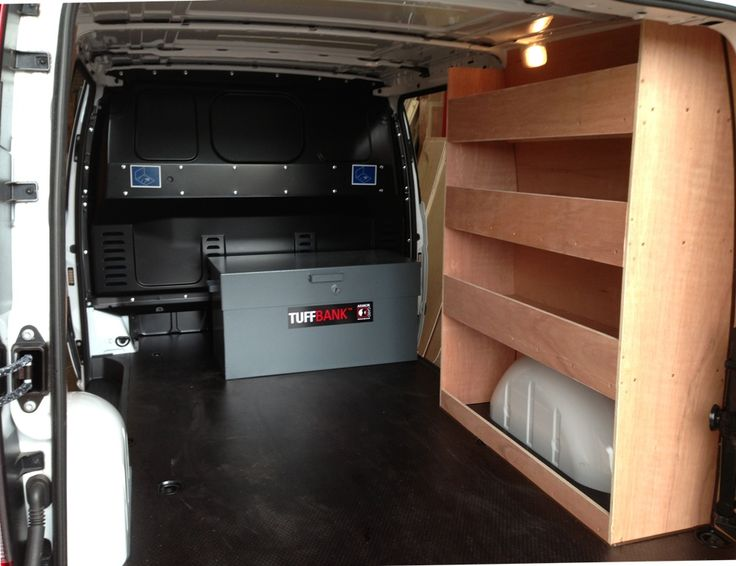 7 Best Images About Van Racking Ideas On Pinterest The