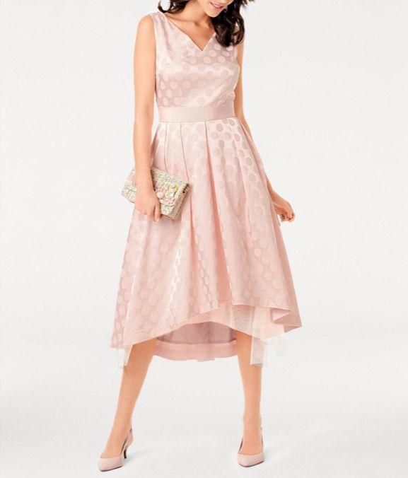 heine rosa kleid 479d0a