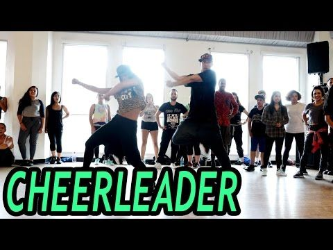 CHEERLEADER - OMI Dance Video | @MattSteffanina Choreography (Beg/Int) - YouTube