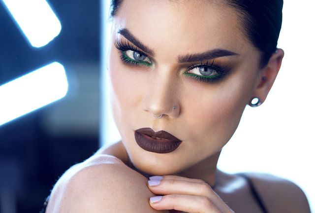 Todays look | Infinity green