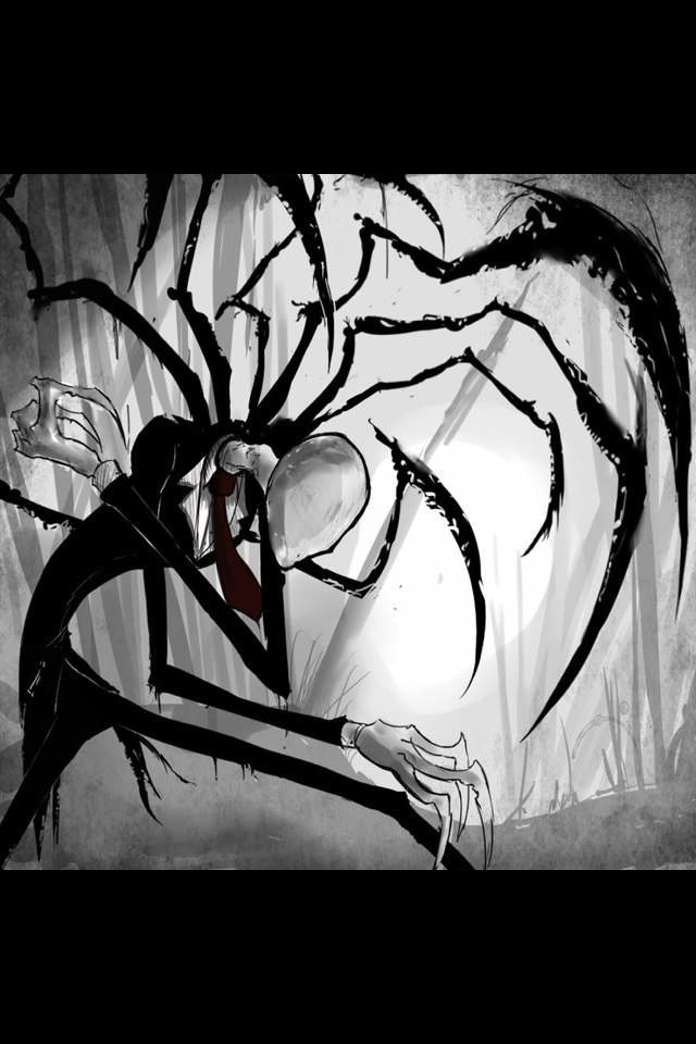 Best slenderman images on pinterest creeper creepers