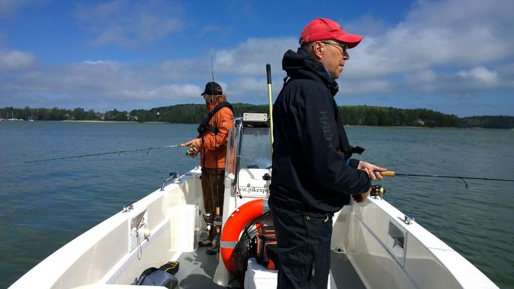 Short Holiday in southern Finland: Fishing on the Archipelago Sea