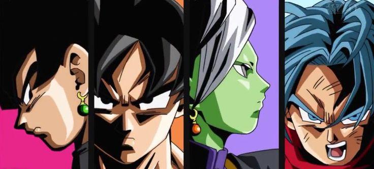 Dragon Ball Super: Opening Features Updated Scenes with Dark Goku ...