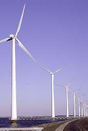 Энергия ветра.
