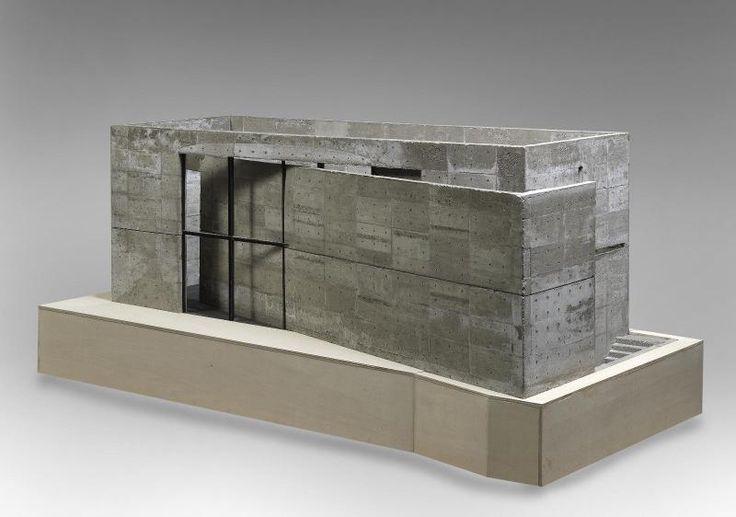 L'œuvre Maquette - Centre Pompidou