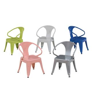 @Overstock.com.com.com   Kids Tabouret Stacking Chairs (Set Of
