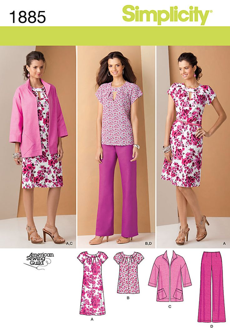 simplicity patterns 1885 - Buscar con Google: