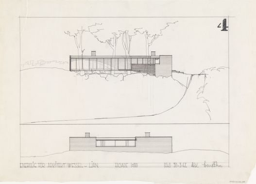 The Wessel House | 1965 | Oslo, Norway